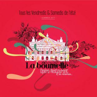 Soirée clubbing La Boumette Club extérieur & Intérieur Vendredi 30 juin 2017