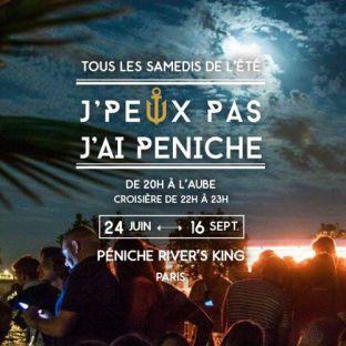Soirée clubbing J'PEUX PAS, J'AI PÉNICHE ! Samedi 01 juillet 2017