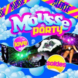 Soirée clubbing BIG MOUSSE Party : Grosse Soirée mousse Samedi 01 juillet 2017