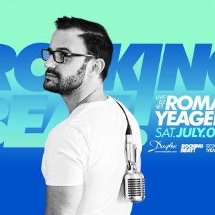 Soirée clubbing Les Amis Du Samedi - DJ Roman Yeager Samedi 01 juillet 2017