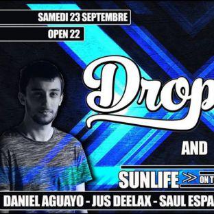 Soirée clubbing ★★ Droplex - Sunlife On Tour Samedi 23 septembre 2017