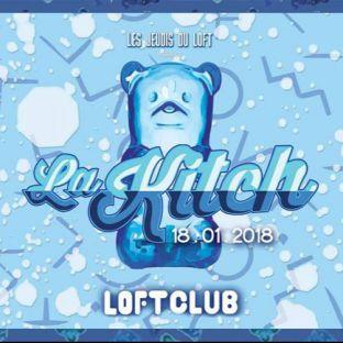 Soirée clubbing ✦✧✦✧✦ LE KITCH, C'EST CHIC ! ✦✧✦✧✦ Jeudi 18 janvier 2018
