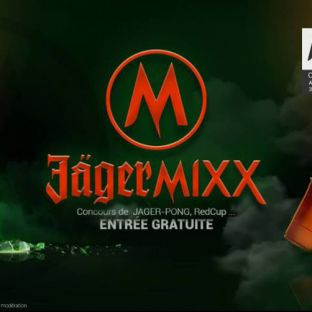 Soirée clubbing JagerMixx  Samedi 24 mars 2018