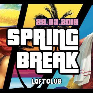 Soirée étudiante Spring Break - Erasmus & International Students Party Lyon Jeudi 29 mars 2018