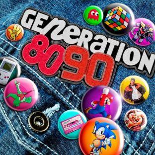 Soirée clubbing GENERATION 80-90 : La Boum 80s 90s Samedi 26 mai 2018