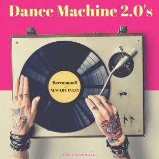 Soirée clubbing DANCE MACHINE 2.0's Samedi 26 mai 2018
