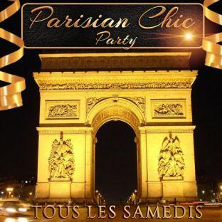 Soirée clubbing PARISIAN CHIC PARTY au DOOBIES Samedi 30 juin 2018
