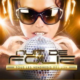 Soirée clubbing NUIT DE FOLIE SUR LES TOITS DE PARIS (CLUB INTERIEUR + TERRASSE CHAUFFEE) Vendredi 18 janvier 2019