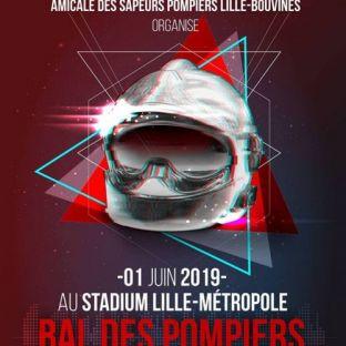 Autre Bal des pompiers Lille Metropole Samedi 01 juin 2019