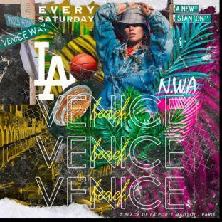 Soirée clubbing Venice Beach - Gratuit avec Pass Samedi 27 juillet 2019