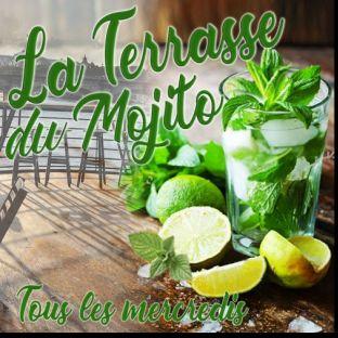 After Work LA TERRASSE DU MOJITO (GRATUIT, DOUBLE TERRASSE GEANTE ROOFTOP VUE PANORAMIQUE à 360,BARBECUE GEANT) Mercredi 24 juillet 2019