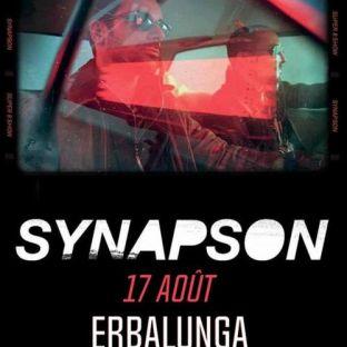 Concert Synapson - Festival de Musique d'Erbalunga Samedi 17 aout 2019