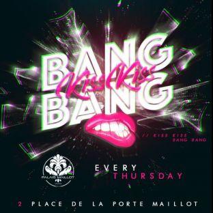 Soirée clubbing KISS KISS BANG BANG by CUPIDON (GRATUIT AVEC INVITATION A TELECHARGER) Jeudi 21 Novembre 2019