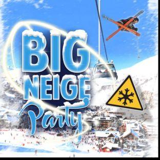 Soirée clubbing BIG NEIGE Party : GRATUIT Samedi 25 janvier 2020