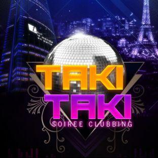 Soirée clubbing TAKI TAKI SUR LES TOITS DE PARIS (ROOFTOP / CLUB INTERIEUR / FILLE = GRATUIT) Vendredi 18 octobre 2019