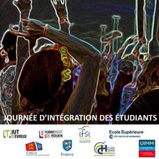 Soirée étudiante Soirée intégration Jeudi 17 octobre 2019