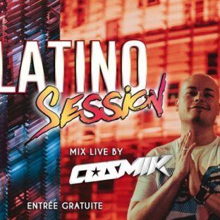 Soirée clubbing Latino Session  Vendredi 13 decembre 2019