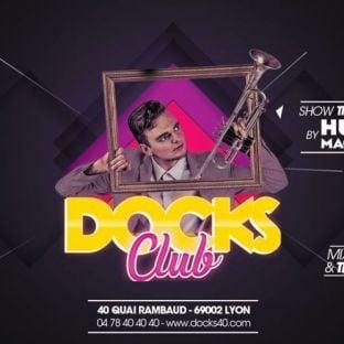 Soirée clubbing Docks Club - Hugo Machine Samedi 07 decembre 2019