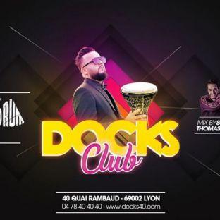 Soirée clubbing Docks Club - Mab Drum Samedi 14 decembre 2019