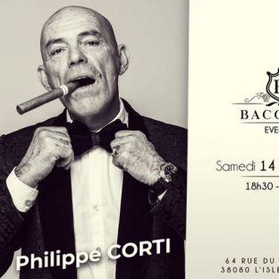 Soirée clubbing Philippe Corti  Samedi 14 decembre 2019
