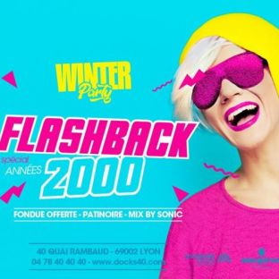 Soirée clubbing Winter Party - Flashback années 2000 Jeudi 20 fevrier 2020