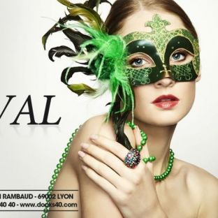 Soirée clubbing Carnaval Vendredi 21 fevrier 2020