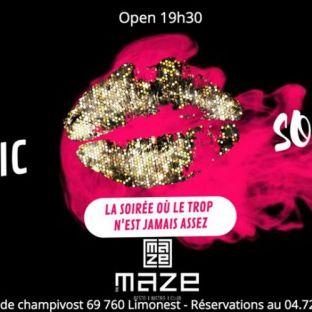 After Work La So Chic So Choc du Maze Vendredi 21 fevrier 2020