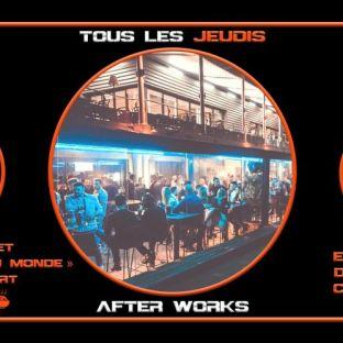 After Work AFTER WORKS Jeudi 20 fevrier 2020