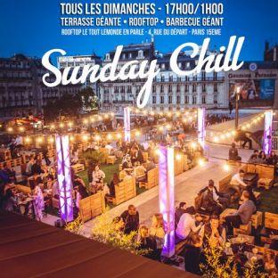 After Work SUNDAY CHILL : BARBECUE GÉANT SUR LES TOITS DE PARIS (GRATUIT / TERRASSE GÉANTE / ROSÉ / ROOFTOP) Dimanche 16 aout 2020
