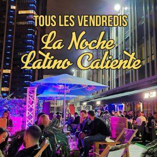 After Work LA NOCHE LATINO CALIENTE SUR LES TOITS DE PARIS (GRATUIT / TERRASSE GÉANTE / ROOFTOP / MOJITOS) Vendredi 25 septembre 2020