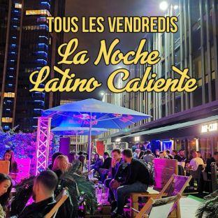 After Work LA NOCHE LATINO CALIENTE SUR LES TOITS DE PARIS (GRATUIT / TERRASSE GÉANTE / ROOFTOP / MOJITOS) Vendredi 14 aout 2020