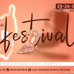 Festival Last Summer Dance Festival // 3ème Edition // Official Event Vendredi 25 septembre 2020