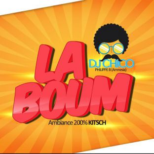 Soirée clubbing La Boum - DJ Chico  Samedi 01 octobre 2016