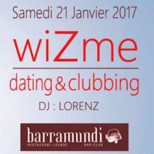 Soirée clubbing WIZ ME Samedi 21 janvier 2017