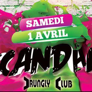 Soirée clubbing Scandals  Samedi 01 avril 2017