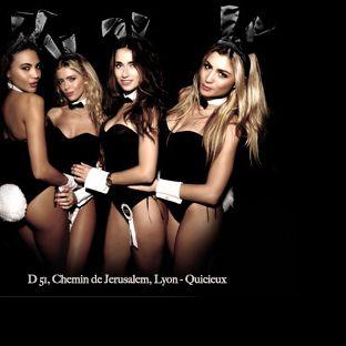 Soirée clubbing BUNNY GIRLS NIGHT Samedi 25 fevrier 2017