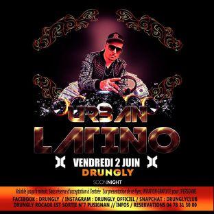 Soirée clubbing ☆✭☆ URBAN LATINO ☆✭☆ bouuuuuuurdel hosted by MASTO  Vendredi 02 juin 2017