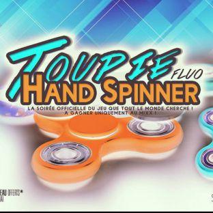 Soirée clubbing ✧✧✧✧✧✧✧ Toupie Hand Spinner ✧✧✧✧✧✧✧ Samedi 27 mai 2017