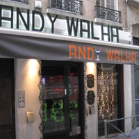 Le Andy Walha Bar LYON