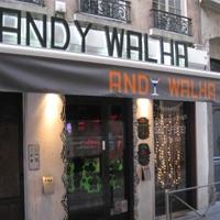 Le Andy Walha Bar LYON