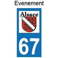 67 Autres Département 67