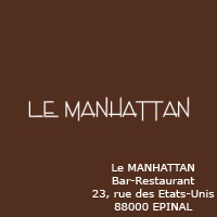 Le Manhattan Epinal