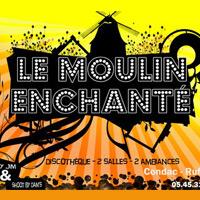 Le Moulin Enchant�  Condac