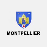 La Ville De Montpellier Montpellier