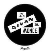 Le Divan Du Monde  Paris
