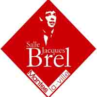 Salle Jacques Brel Mantes la Ville