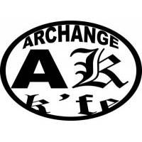 L' Archange Kf�  Bourges