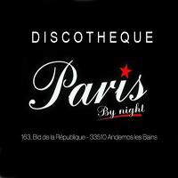 Le Paris By Night Andernos les Bains