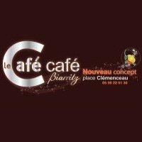 Le Caf� Caf�  Biarritz
