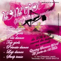 Stripclub Babyo Bastia